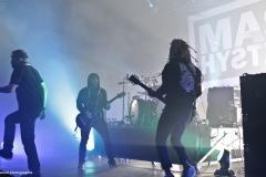 Lezard'Os Metal Fest 2016 - Mass Hysteria (© Inglewood photographie)